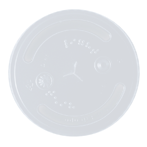 Tampa Ps 440/550 Com Furo Cristalcopo