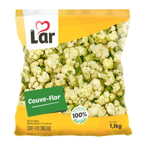 Couve Flor Congelada 1,1Kg Lar