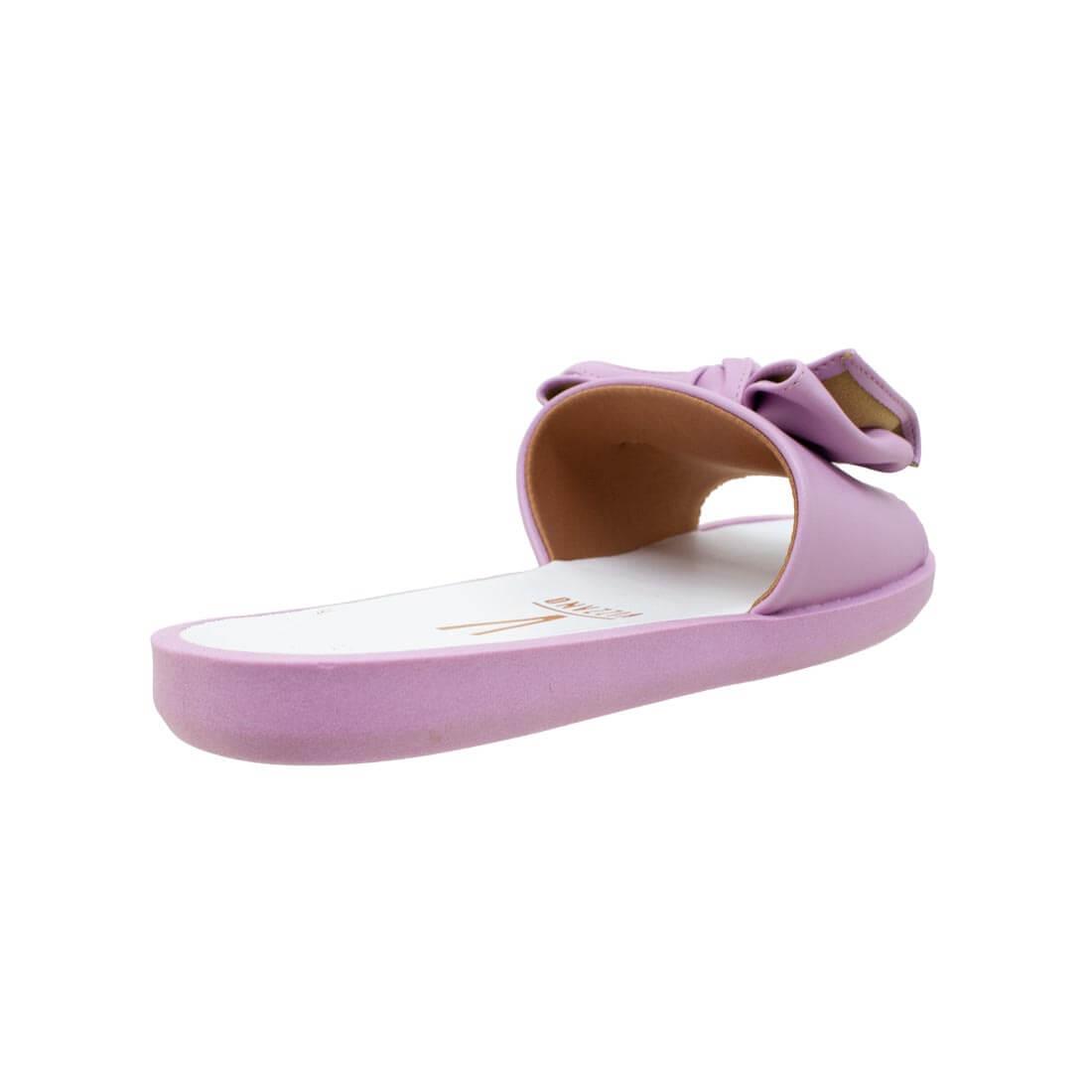 Chinelo Feminino Slide Casual Vizzano Basic Laço