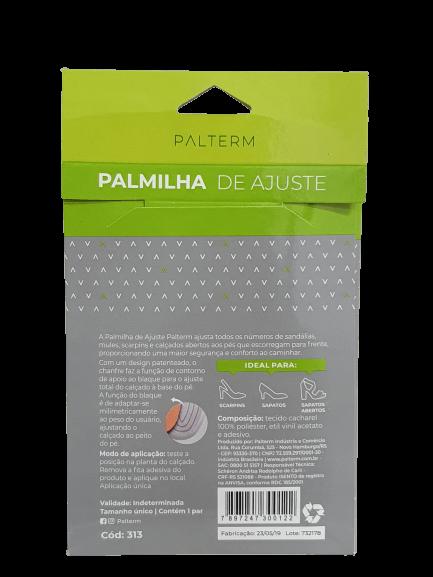 PALMILHA DE AJUSTE CALÇADOS FEMININOS PALTERM