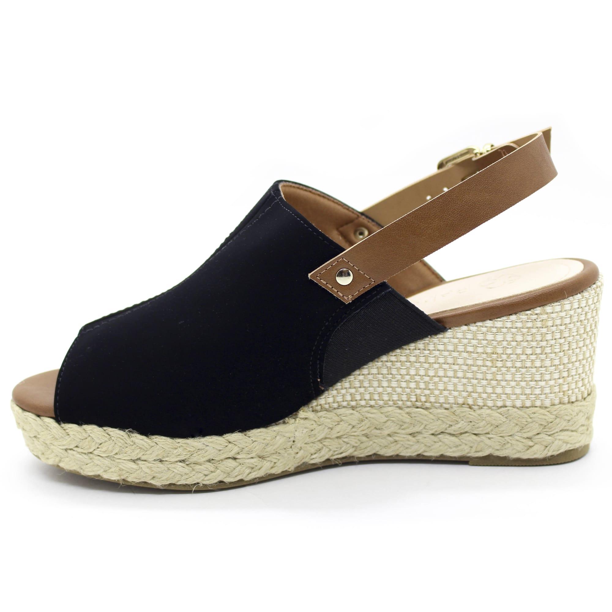 Sandália Open Boot Bebecê Cortiça
