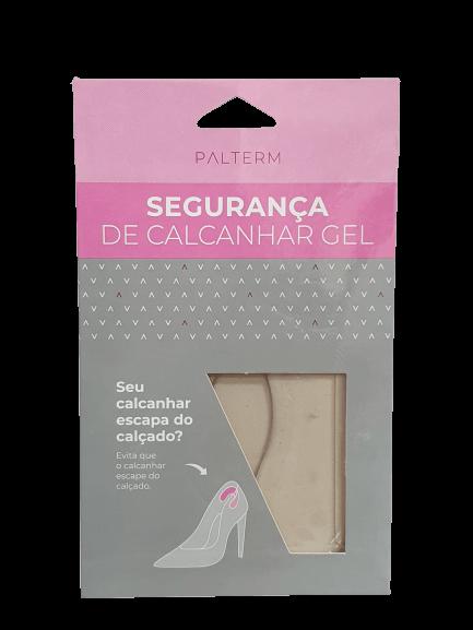 SEGURANCA DE CALCANHAR FEMININO GEL PALTERM