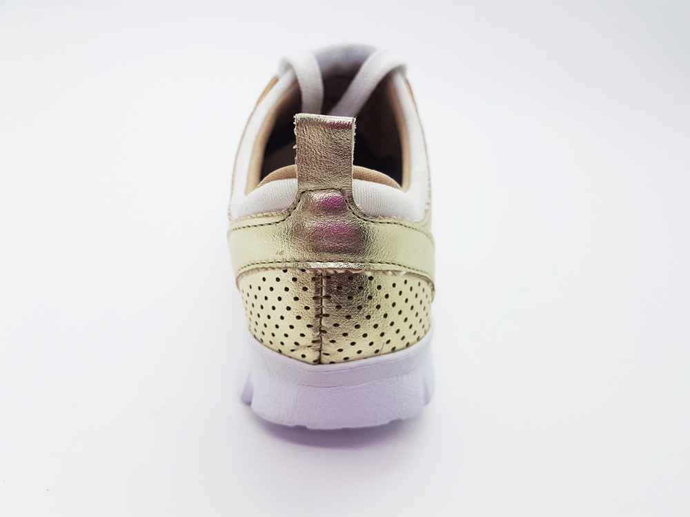 Tênis Feminino Modare Ultraconforto Dourado