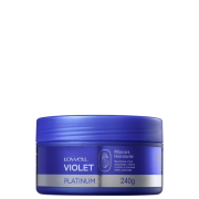 Máscara Violet Platinum 240g Lowell