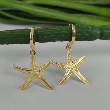 Argolinha estrela do Mar Média
