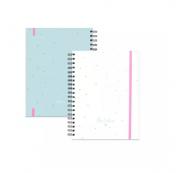 Caderno Fazer acontecer  18x24