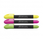 Marca Texto Faber-Castell SuperSoft Gel