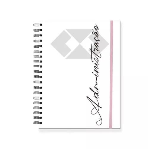 Caderno Universitário - Administração