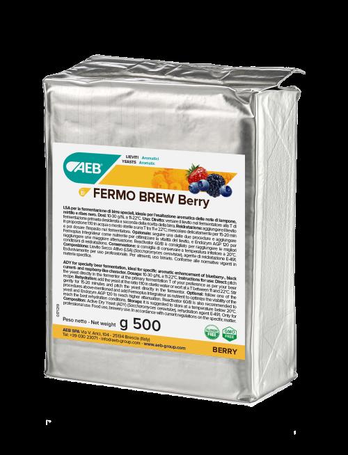 LEVEDURA AEB FERMO BREW BERRY 500GR