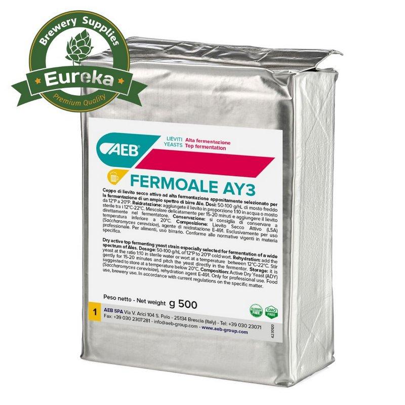 LEVEDURA FERMOALE AY-3 - 500GR