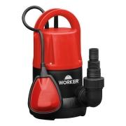Bomba submersa água suja 1hp 220v Worker 980404