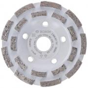 Disco desbaste diamantado segmentado 115mm X 22 ,23 Bosch 2608601761