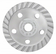 Disco desbaste diamantado turbo 100mm X 22,23 Bosch 2608601778