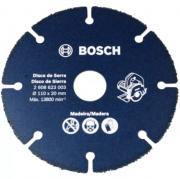 Disco para madeira para serra mármore 110mm X 20mm Bosch 2608623003