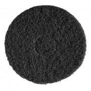 Disco removedor preto 350mm para enceradeira