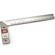"""Esquadro 12"""" cabo de aluminio max 91250"""