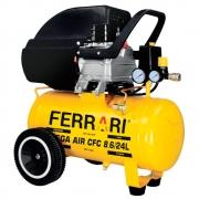 Moto compressor Mega air 2hp Cfc8,6/24l Ferrari aac1010037