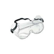Óculos ampla visão perfurado carbografite