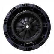 """Roda completa flex para eixo de 3/4"""" 19mm"""