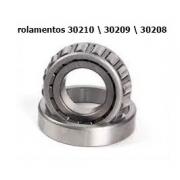 Rolamento de betoneira 30208