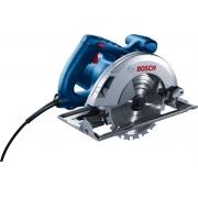 """Serra circular 7"""" Gks20-65 Bosch 220v 06016b20e0"""