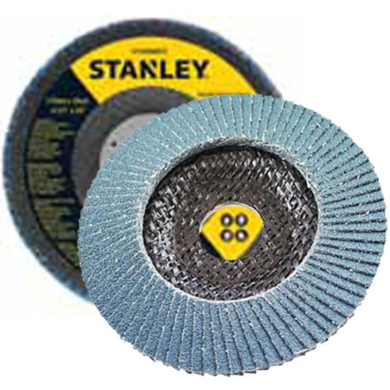 """Disco Flap 4.1/2"""" z60 Stanley Sta4060fz"""