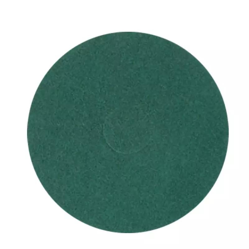 Disco limpeza verde 350mm para enceradeira