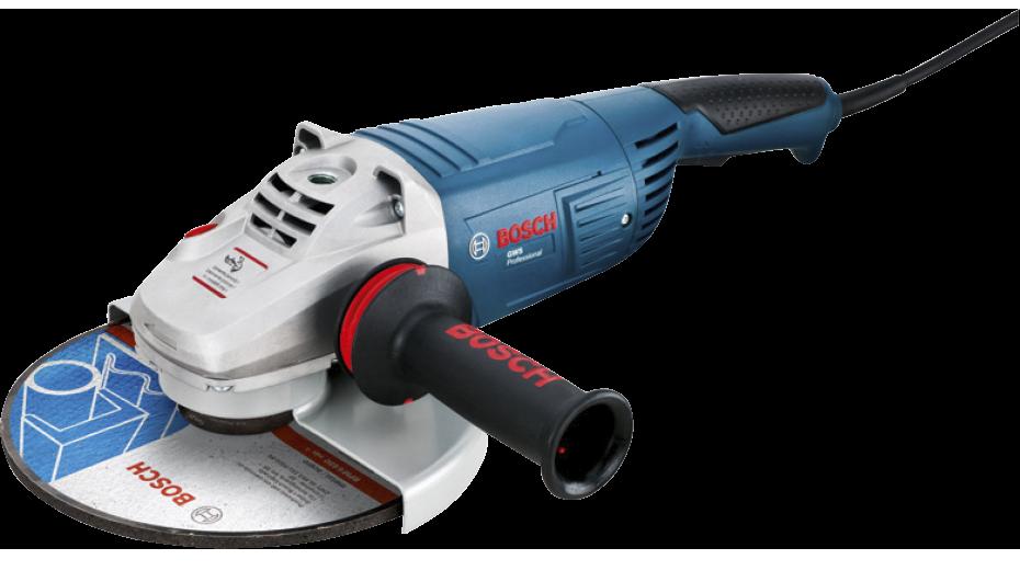 """Esmerilhadeira 7"""" 2200w 220v GWS2200-180 Bosch 06018a10e0"""