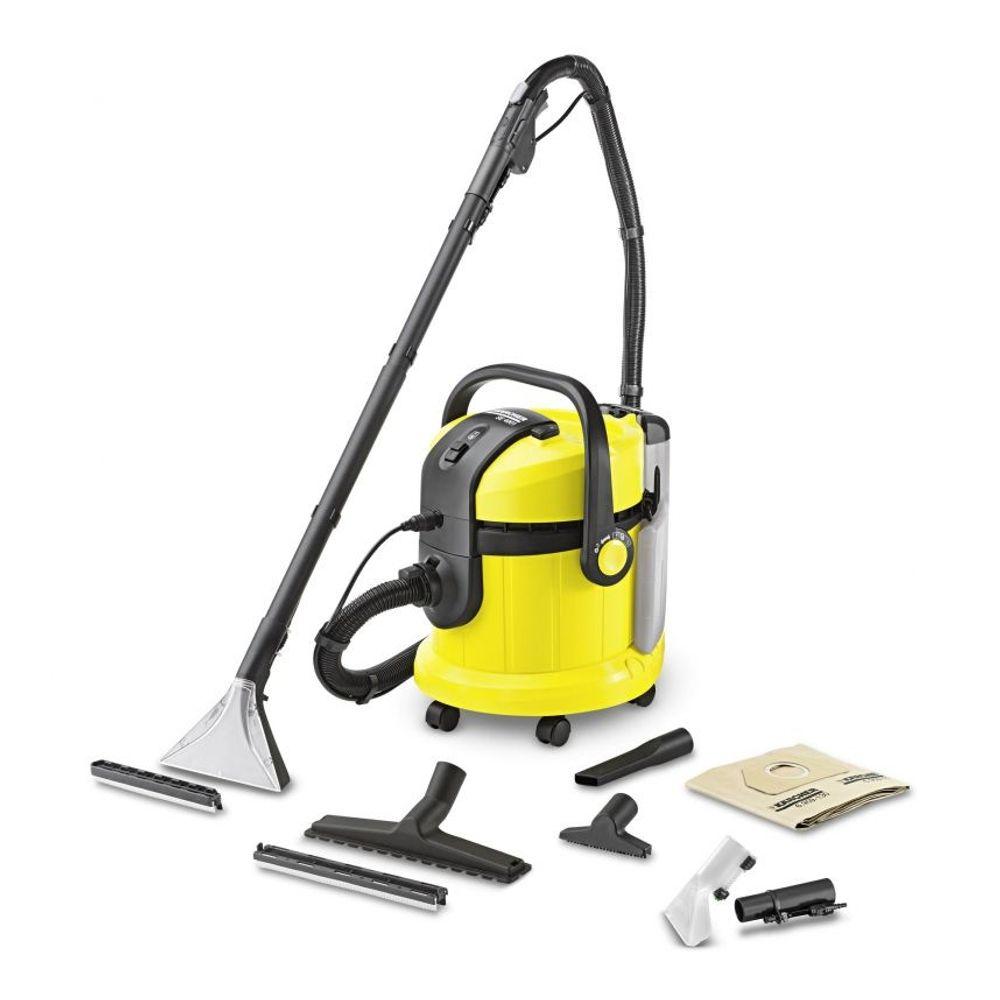 Extratora limpadora de carpete e estofados Karcher 220v SE4001