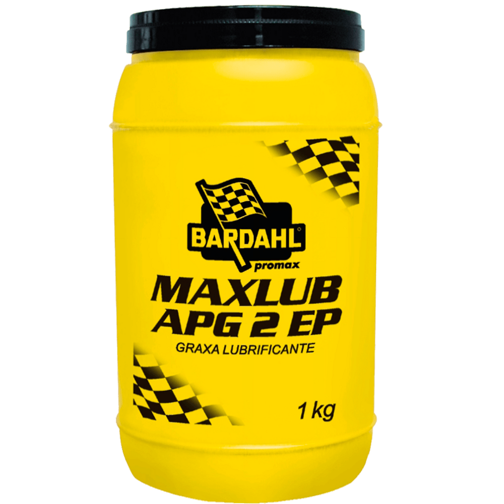 Graxa maxlub APG2EP Bardahl 1kg