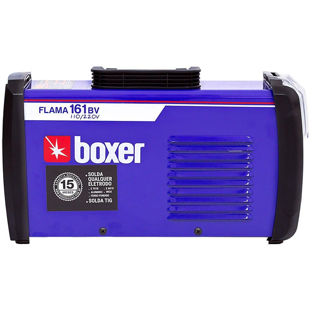 Inversora de solda 160a 220v Boxer Flama161bv