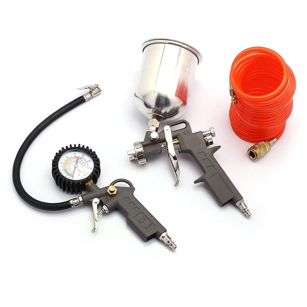 Kit acessórios para compressor 4 pecas Motomil 5468.6