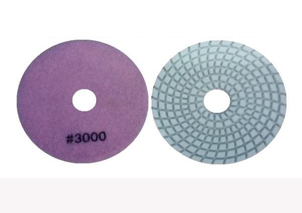 "lixa diamantada 100mm 4"" gr3000"
