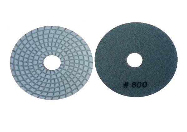 "lixa diamantada 100mm 4"" gr800"