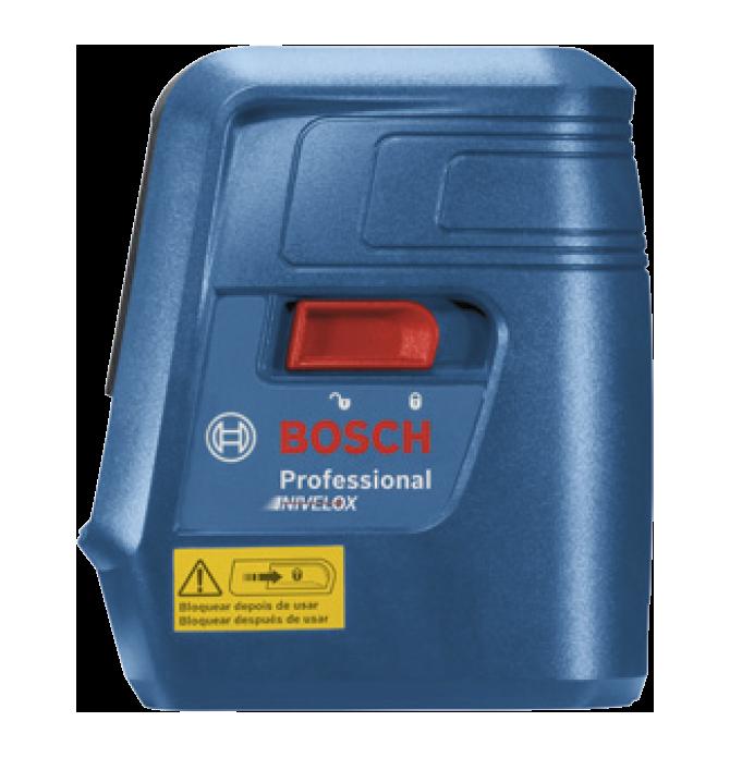 Nível a laser Nivelox GLL3X com tripé e maleta Bosch 0601063xg0