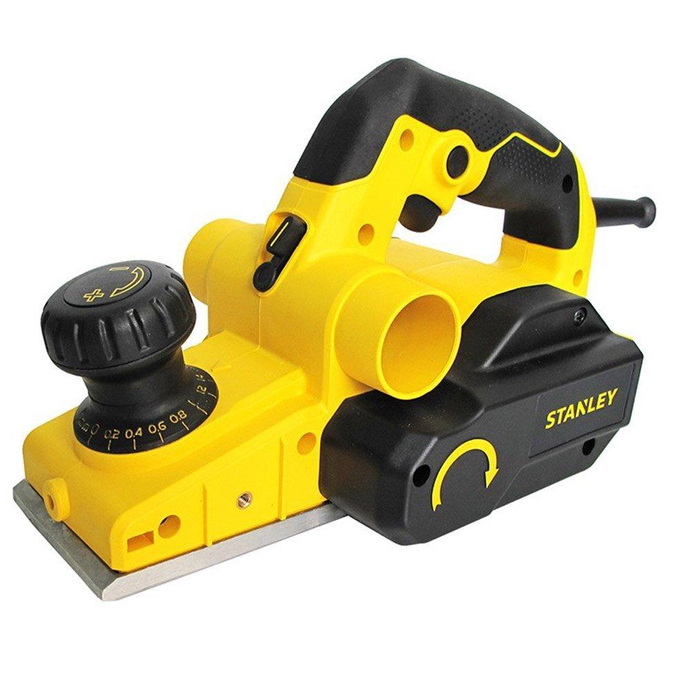 Plaina elétrica 82mm 750w 220v Stanley STPP7502