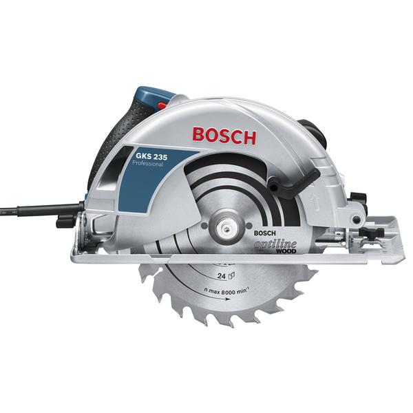 """serra circular 9"""" Gks235 Bosch 220v"""