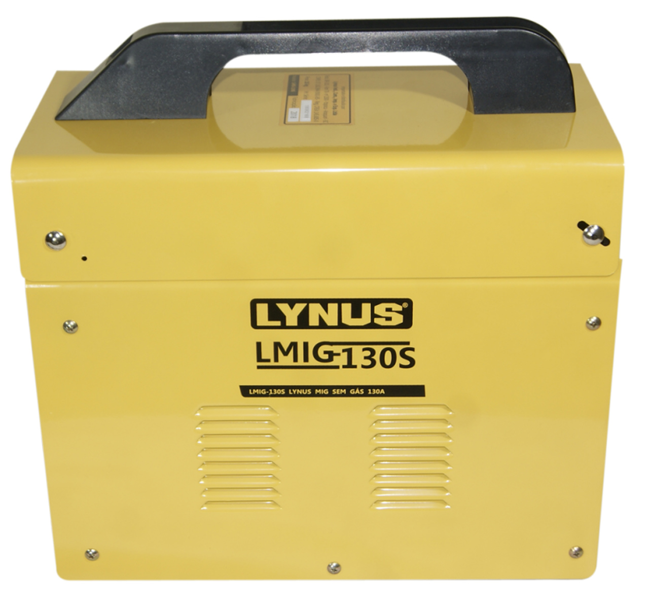 Solda mig sem gás 130a 220v Lynus 10972.5 Lmig-130s