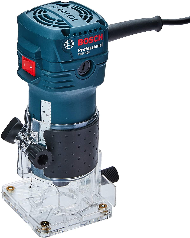 Tupia manual 6mm Gkf550 220v 550w 26016a00E0