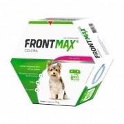 Coleira Antiparasitária Vetoquinol Frontmax para Cães até 4 Kg