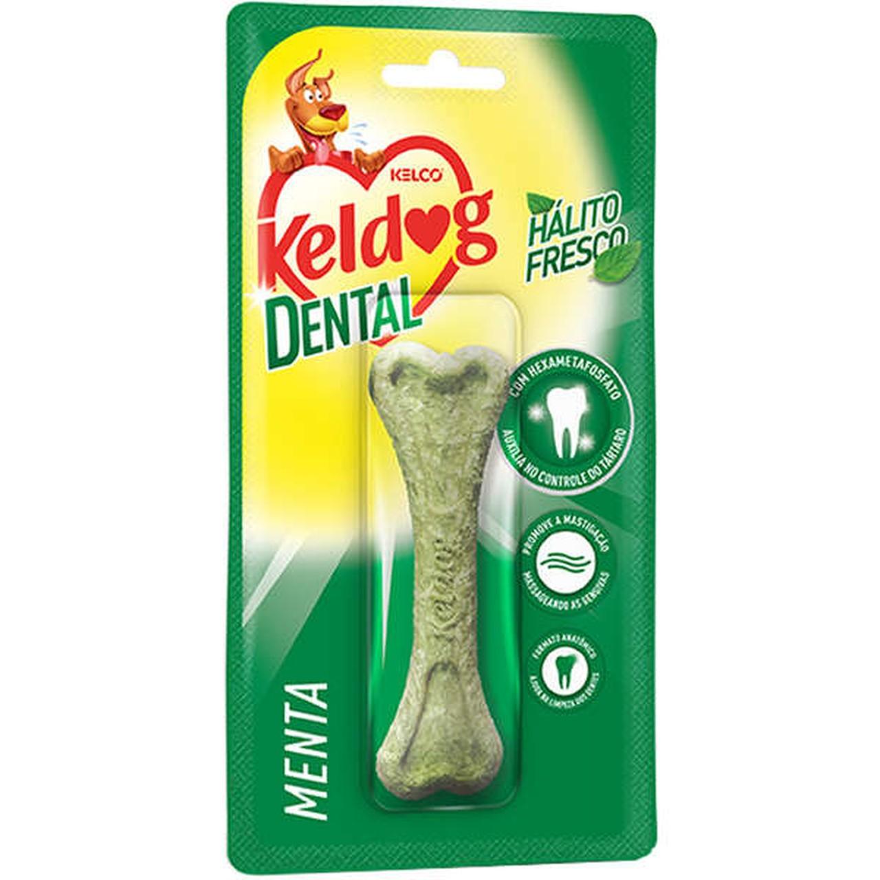 Dental Menta Keldog Halito Fresco