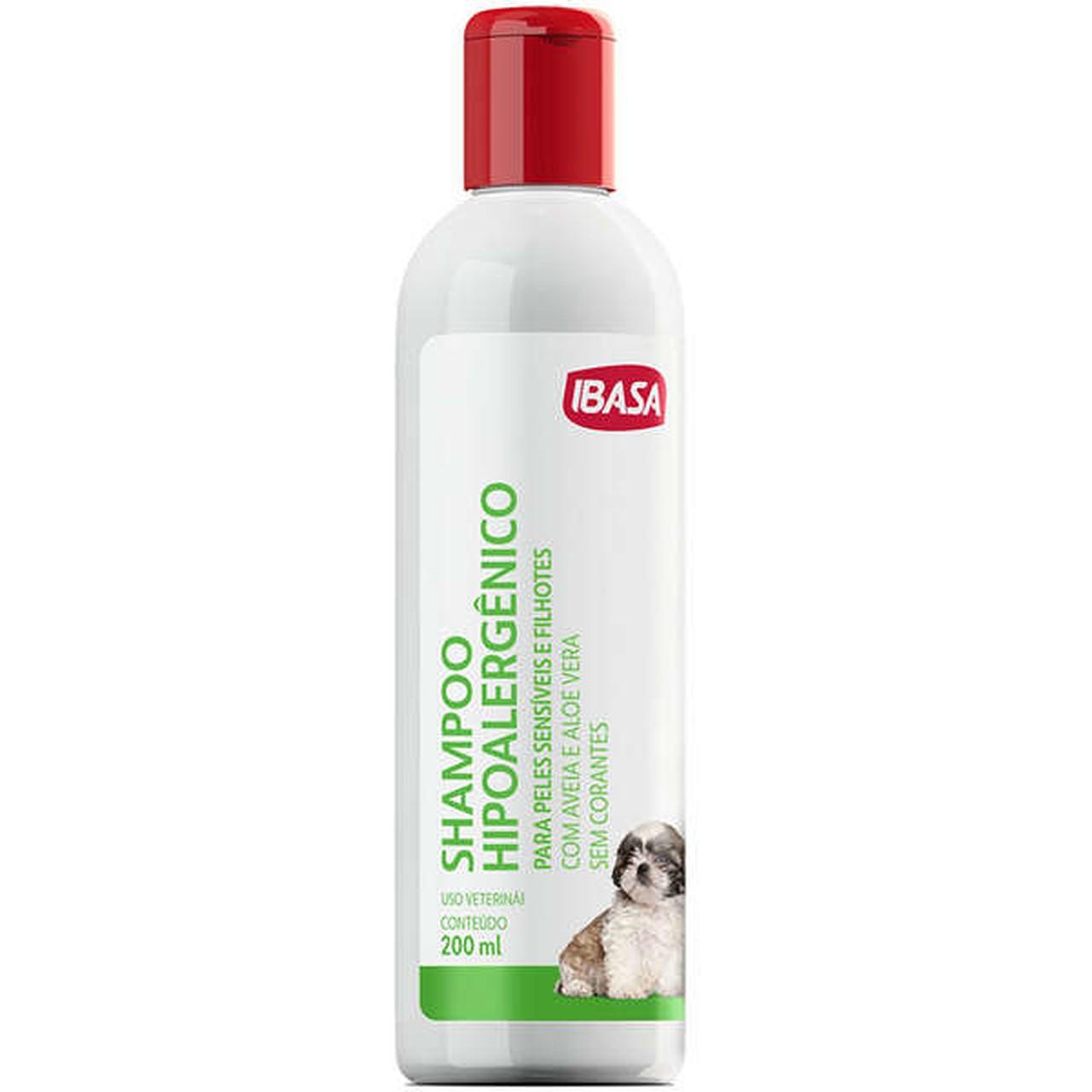 Shampoo Ibasa Hipoalergenico