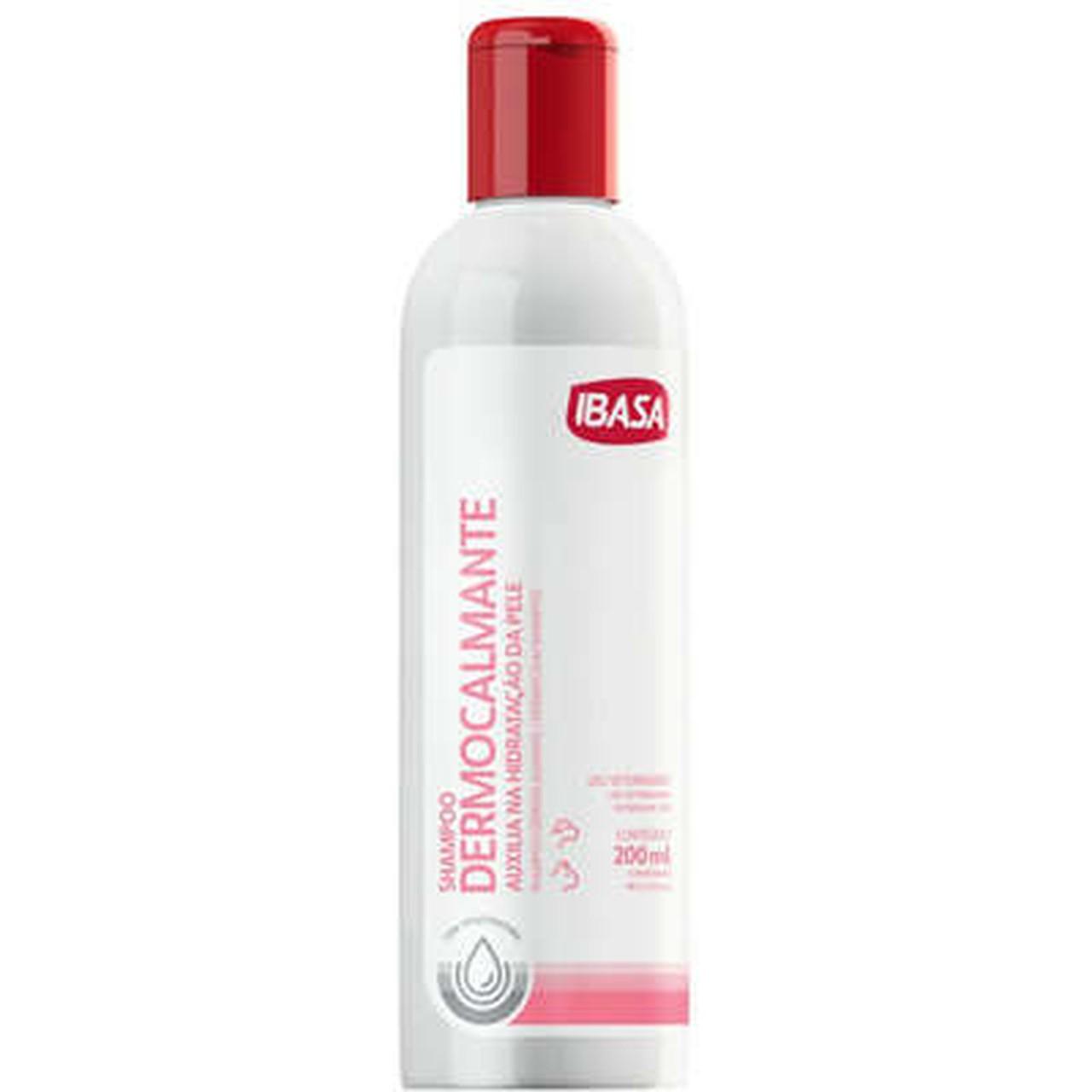 Shampoo Dermocalmante Ibasa para Cães e Gatos