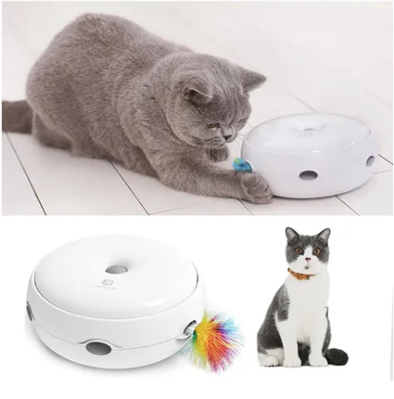 Smart Cat Toy - Brinquedo Interativo