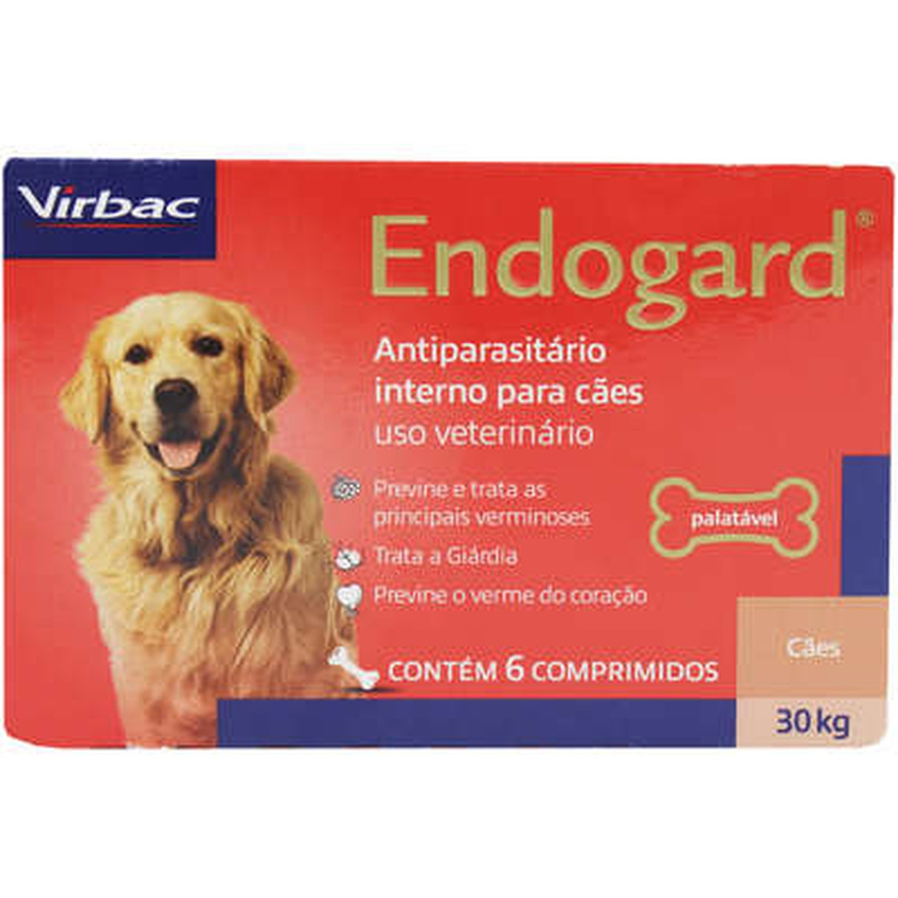 Vermifugo Endogard Virbac