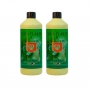 Fertilizante Aqua Flakes A+B 1L cada - House & Garden