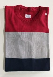 Suéter tricotlor