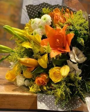 Buquê Mix Floral P Artemis