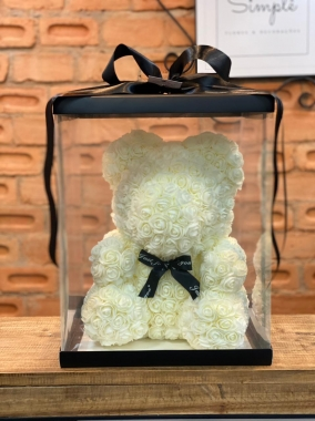 Urso Cute Love 40 centímetros