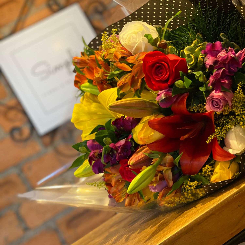 Buquê Mix Floral P Gaia